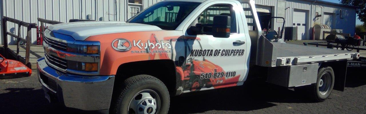 Kubota of Culpeper